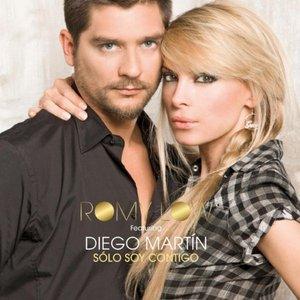 Imagen de 'Sólo Soy Contigo (feat. Diego Martín)'