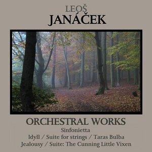 Bild för 'Orchestral Works (Czech Philharmonic Orchestra, Jiří Bělohlávek, Gregory Rose)'