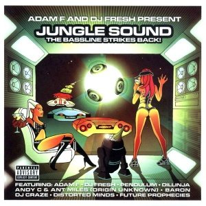 Imagen de 'Jungle Sound: The Bassline Strikes Back! (disc 2)'