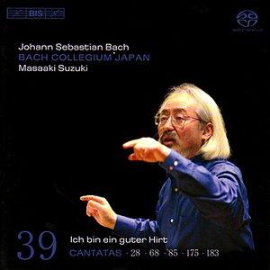Image for 'BACH, J.S.: Cantatas, Vol. 39 (Suzuki) - BWV 28, 68, 85, 175, 183'