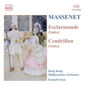 Image for 'MASSENET: Esclarmonde and Cendrillon Suites'