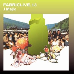 Image for 'Fabriclive 13: J Majik'