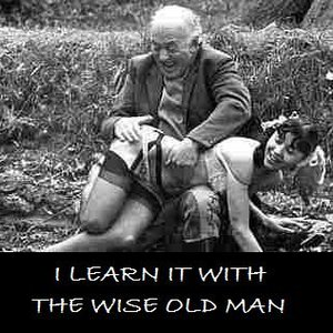 Image for 'I Learn It With The Wise Old Man'