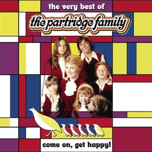 Bild für 'Come On Get Happy! The Very Best Of The Partridge Family'