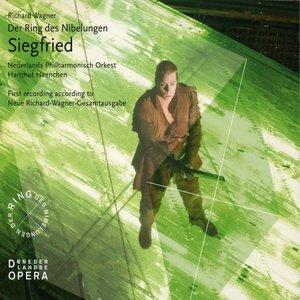 Image for 'Richard Wagner, Der Ring des Nibelungen, Siegfried cd'