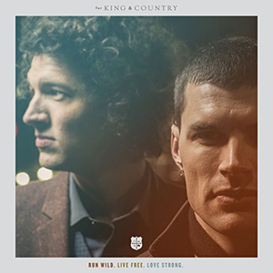 for king and country - shoulders