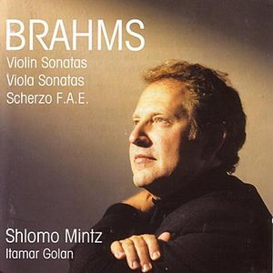 Image for 'Brahms: Violin and Viola Sonatas'