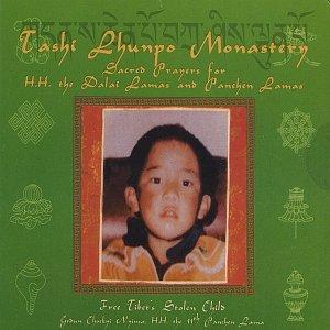 Bild för 'Sacred Prayers for H.H. the Dalai Lamas and Panchen Lamas'
