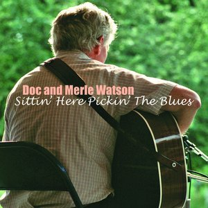 Image for 'Sittin' Here Pickin' the Blues'