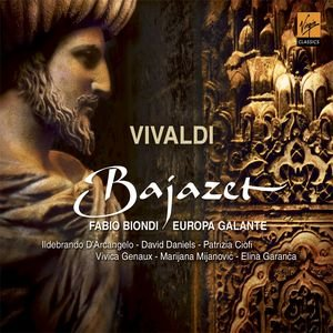 Image for 'Vivaldi: Bajazet'