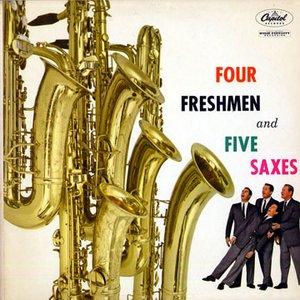 Bild für 'Four Freshmen And Five Saxes'