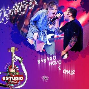 Image for 'Babado Novo e CPM 22'