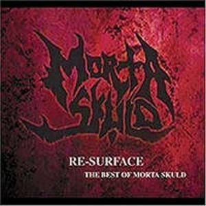Image pour 'Re-Surface: The Best of Morta Skuld'
