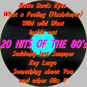 Image pour '20 Hits of the 80's'