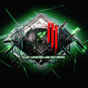 """Scary Monsters and Nice Sprites""的封面"