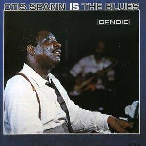 Image pour 'Otis Spann Is the Blues'