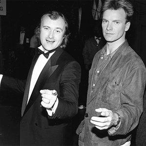 Imagem de 'Sting & Phil Collins'
