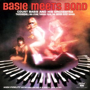 Image for 'Basie Meets Bond'