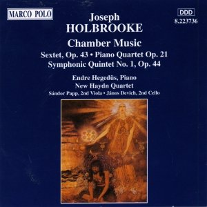 Image for 'HOLBROOKE: Chamber Music'