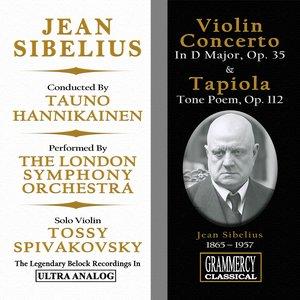 Image for 'Sibelius: Violin Concerto In D Minor, Op. 47 & Tapiola, Tone Poem For Orchestra, Op. 112'