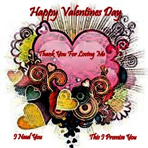 Image pour 'Happy Valentines Day'