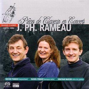 Image for 'Rameau: Pièces de Clavecin en Concerts'