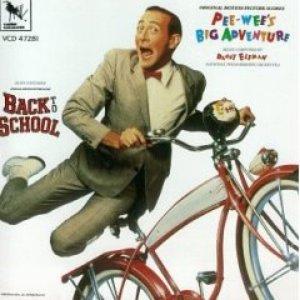 Bild för 'Pee Wee's Big Adventure / Back to School'