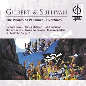 Image for 'Gilbert & Sullivan: The Pirates of Penzance'
