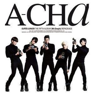 Image for 'A-Cha'
