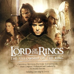 Bild för 'The Lord of the Rings: The Fellowship of the Ring Extended Edition (disc 1)'