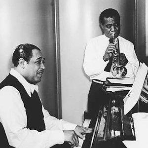 Image pour 'Duke Ellington & Louis Armstrong'
