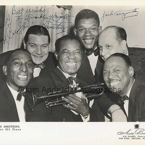 Image for 'Louis Armstrong & The All Stars'