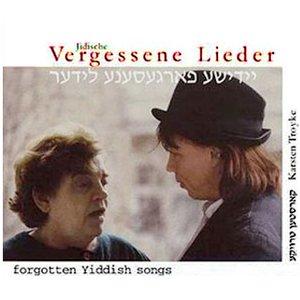 Image for 'Vergessene Lieder'