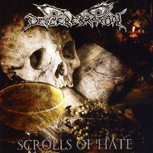 Image for 'Scrolls of Hate'