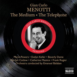 Image for 'Menotti: The Medium - The Telephone'