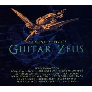 Image for 'Carmine Appice's Guitar Zeus'