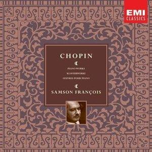 Image for 'Chopin - Samson François: CHRISTMAS BOX 2001'