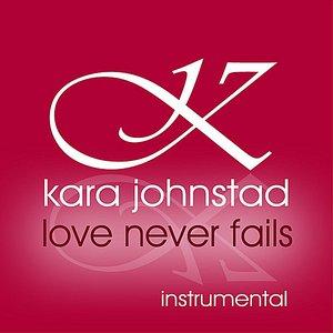 Image for 'Love Never Fails (Instrumental)'