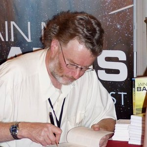 Image for 'Iain M Banks'