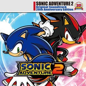 Image pour 'SONIC ADVENTURE 2 Original Soundtrack 20th Anniversary Edition'