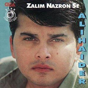 """""""Zalim Nazron Se""""的封面"""