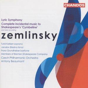 Image for 'Zemlinsky: Lyric Symphony / Cymbeline'