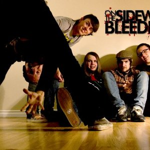 Image for 'On the Sidewalk Bleeding'