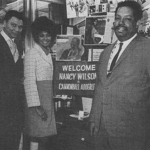 Image for 'Nancy Wilson & Cannonball Adderley'