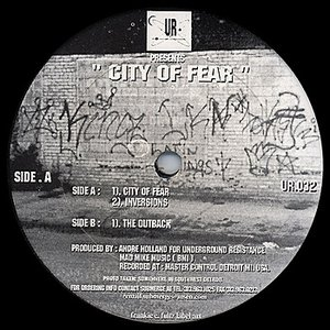 Image for 'City of Fear'