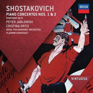 Image for 'Shostakovich: Piano Concertos Nos.1 & 2; Symphony No.9'