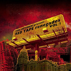 Image for 'The Optimen Present: Red Tape Renegades Vol. 1'