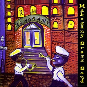 Image for 'Mahogany Brass Band'