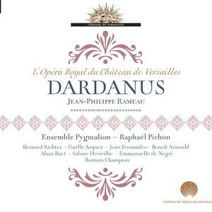 Image for 'Rameau: Dardanus'