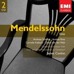 Image for 'Mendelssohn: Elias'